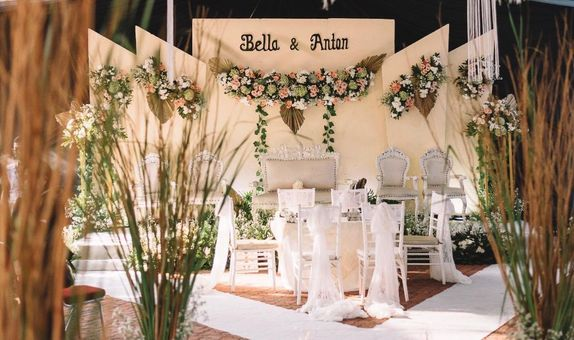 Wedding Package for 150 pax