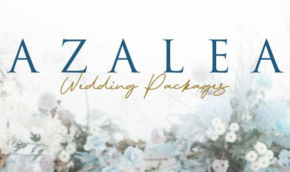 Azalea Intimate Wedding Package