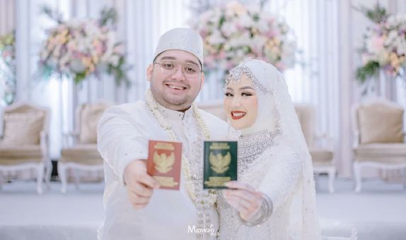 INTIMATE WO On The Day (AKAD/PEMBERKATAN/RECEPTION ONLY