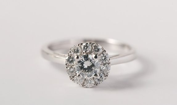 Diamond Ring Alice - Ivana Jewellery