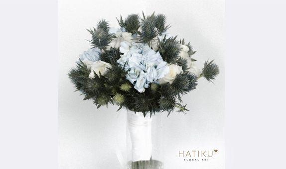 Purity Bridal Bouquet