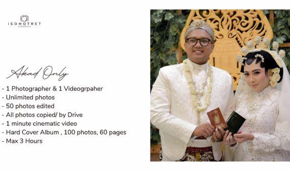 Wedding Stroy - Akad Only