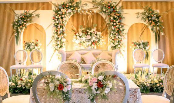 ALL IN INTIMATE WEDDING PACKAGE HOTEL JAKARTA SELATAN 100 PAX