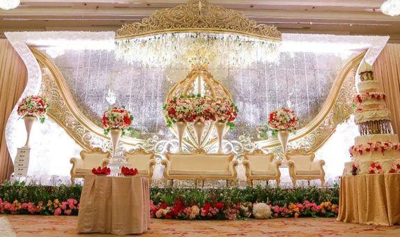 PAKET INTIMATE WEDDING 100 PAX - HOTEL MENARA PENINSULA