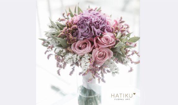 Midsummer Bridal Bouquet