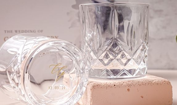 Scotch glass - A set of 2