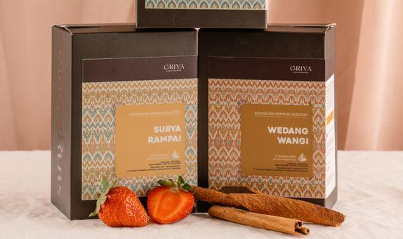 Tea Set - Griya by IKAT Indonesia