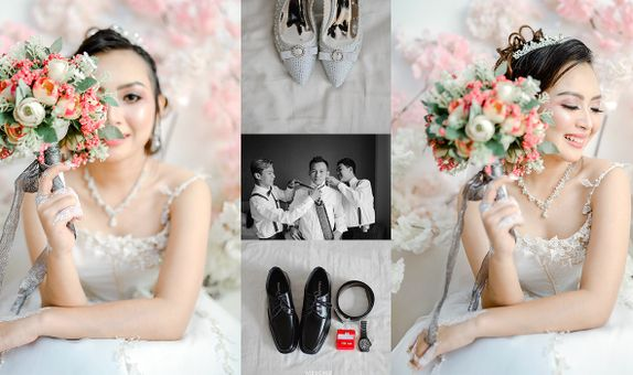 Costum Wedding Diamond
