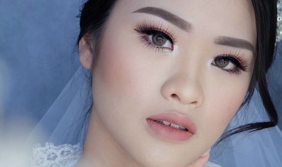 Wedding Makeup Hairdo Holy Matrimony & Reception (Retouch)