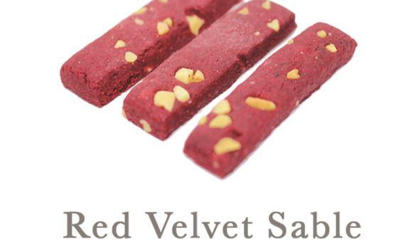 Red Velvet Sable Jar Hexa 120gr