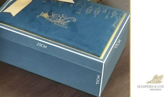 Blue Eid Box