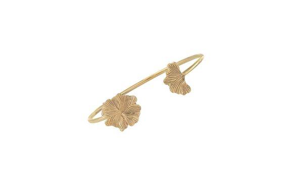 Parna Cuff Gold Dip
