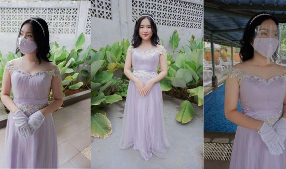 Lilac Sabrina 2 Gown Rent