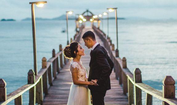 Wedding at Plataran Komodo Resort and Spa