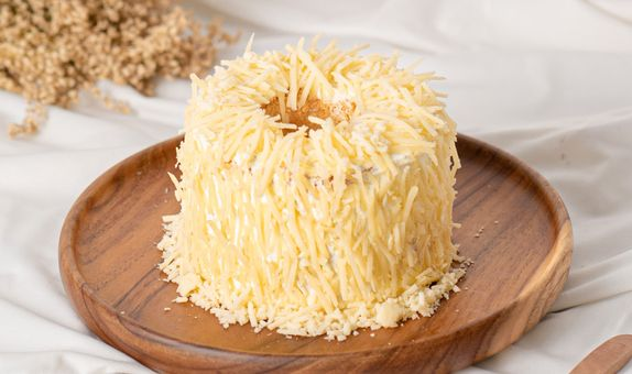 Cheese Chiffon Cake