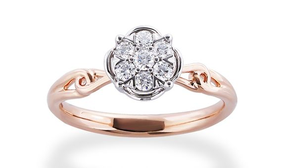 LAYLA DIAMOND RING
