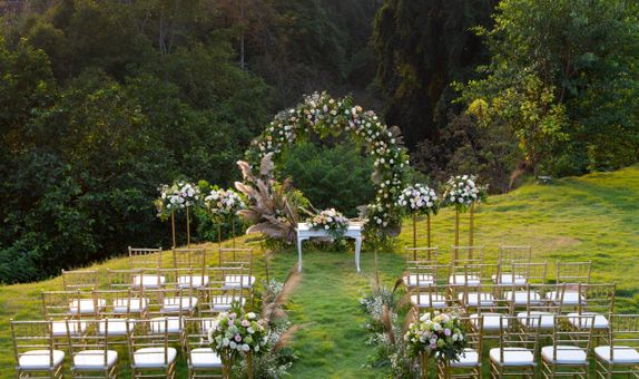 Wedding Ceremony & Reception Sthala Ubud Package 50pax