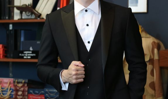 Single Breasted Tuxedo with Vest WWS 2021