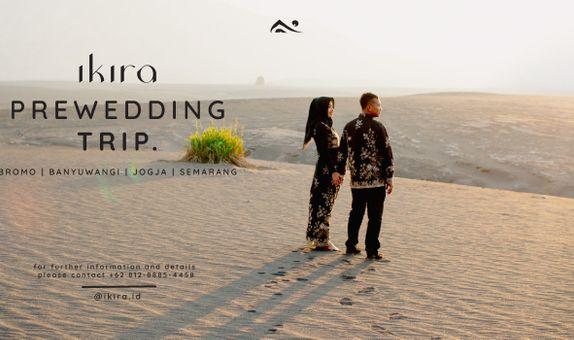 Prewedding Trip 2021