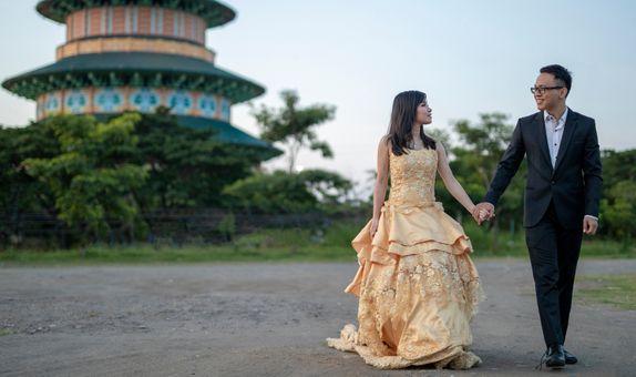 Pre-Wedding Photography & Videography
