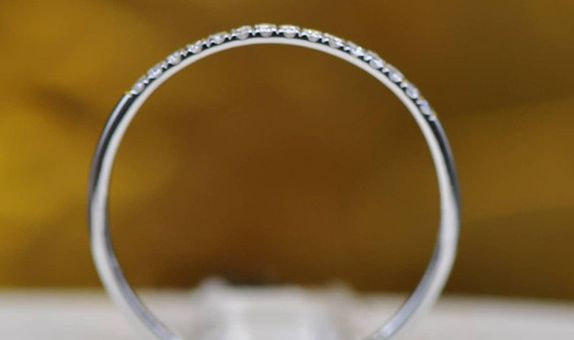 Cincin Berlian Listring Egc13567
