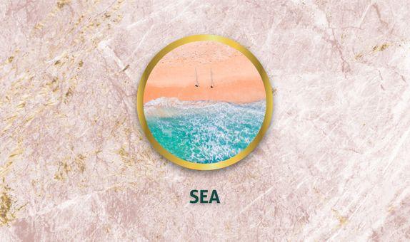 Custom Invitation - Sea Package