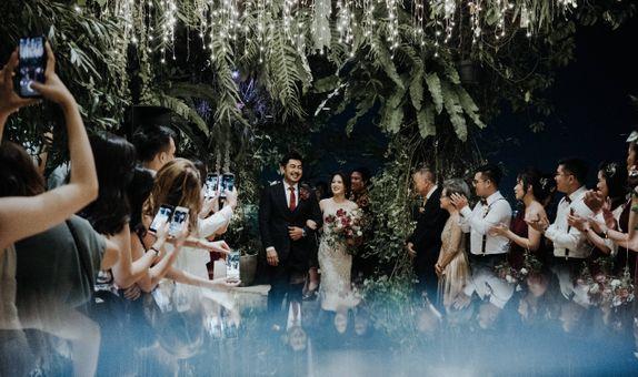 Terrarium Rooftop Wedding (37th Floor)