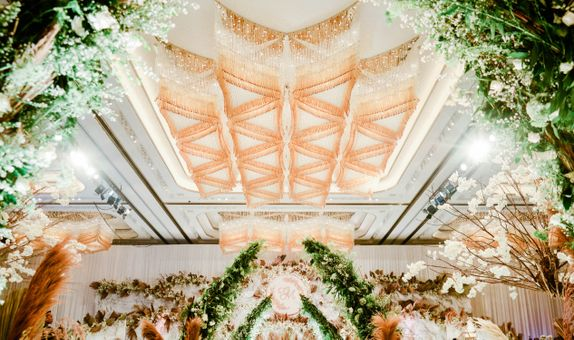 Grand Ballroom Wedding Package 2021 (September - December)