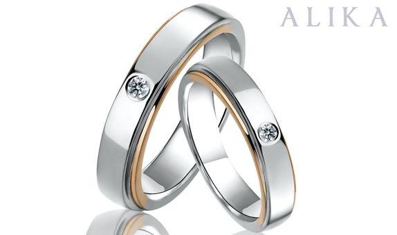 alika wedding ring