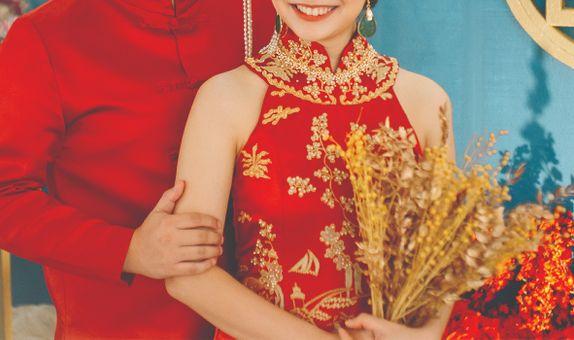 Sangjit Cheongsam