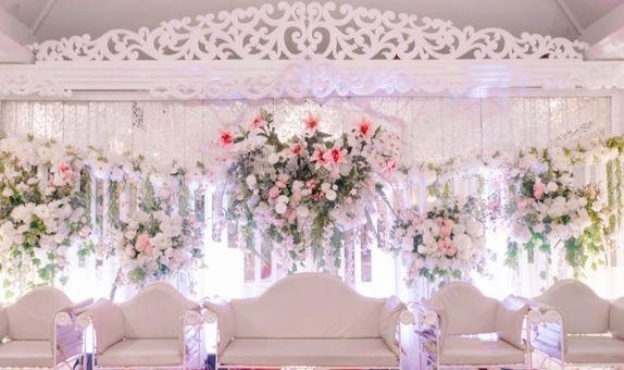 300 pax Pernikahan di Rumah