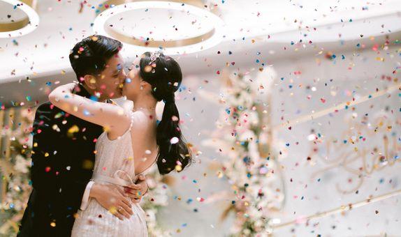 MAGICAL SUNRISE WEDDING