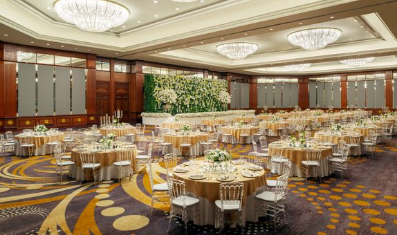 Royal Ballroom Package (Individual Set Menu)