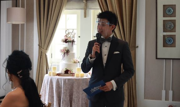 MC Wedding + MC Sangjit by Anthony Stevven
