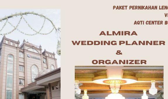 Paket Pernikahan Lengkap. Venue: AQTI Center Bogor & KIRANA Catering.