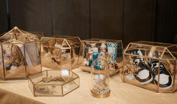 Glass Box Rustic