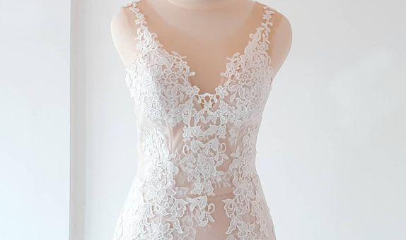 Blossom Mermaid Dress