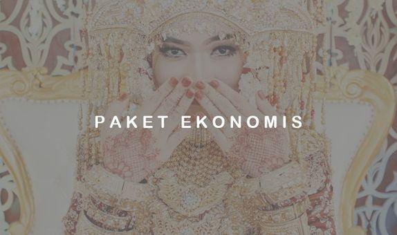 Paket Ekonomis - Wedding 1 Day