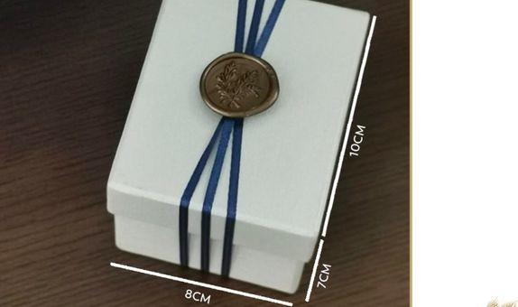 Silver Mini Box