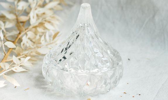 Crystal Trinket Jar : Marie
