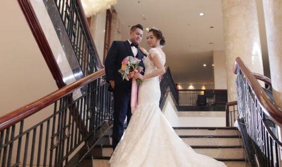 wedding package at Lumire hotel Senen