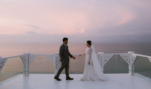 12 Hours Bali Wedding Photo & Video Package