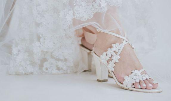 LUCILLE White 7cm