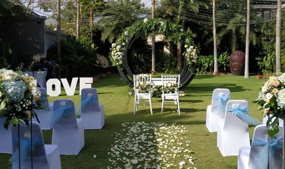 GARDEN WEDDING PACKAGE