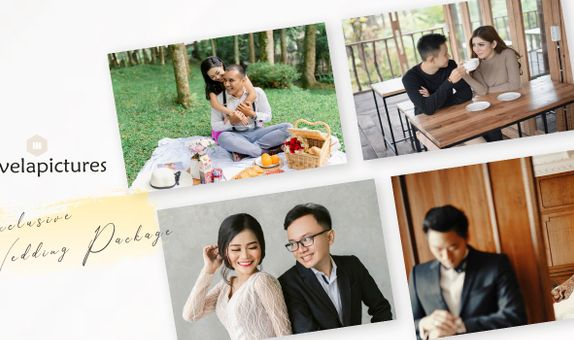 Exclusive Pre-wedding Package