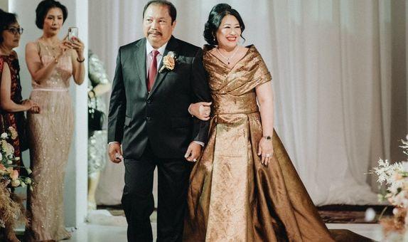 BRIDE/GROOM'S MOTHER DRESS