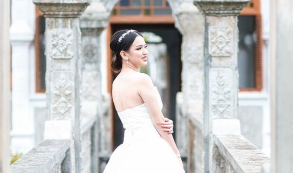 Prewedding Makeup di Bali