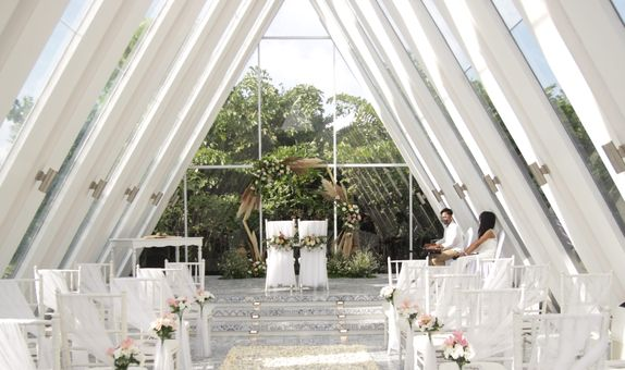 CHAPEL WEDDING PACKAGE