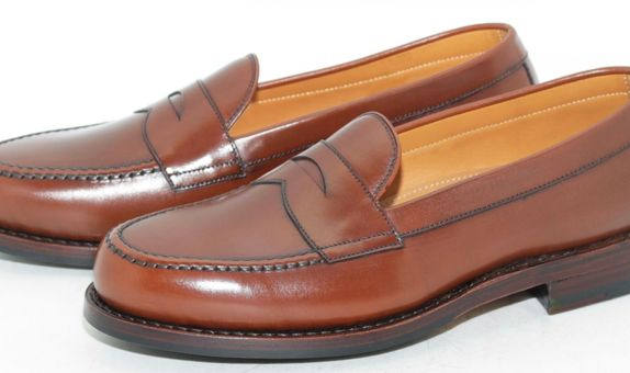 Fortuna Shoes Penny Loafer