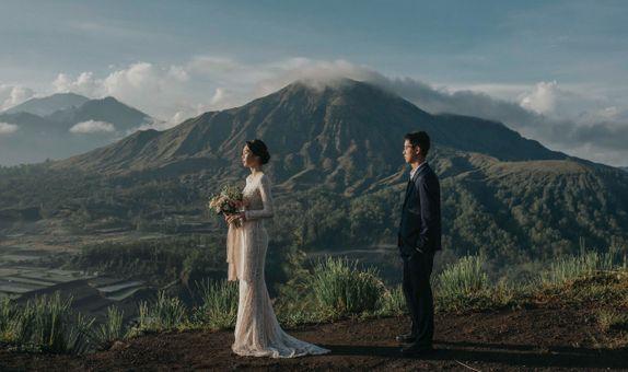 Bali Prewedding - 2 Days